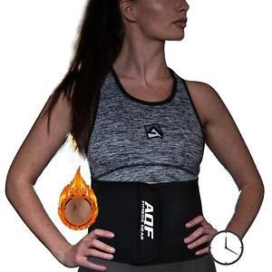AQF Sauna Slimming Belt Body Wrap Shaper Weight Loss Fat Burner Cellulite Burner