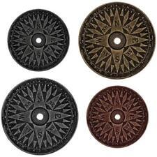Tim Holtz Idea-Ology jauges - 4pcs Antique Nickel, Laiton & Cuivre TH93061