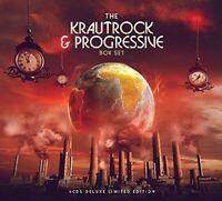 KRAUTROCK & PROGRESSIVE BOXSET  6 CD NEU