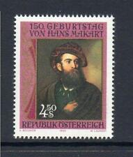 AUSTRIA MNH 1990 SG2228 150TH BIRTH ANV OF HANS MAKART