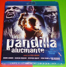 THE MONSTER SQUAD / UNA PANDILLA ALUCINANTE - Bluray AREA ALL - Precintada