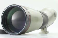 【EXC+3】 Nikon Fieldscope ED 78 scope  + Eyepieces 25-58X from Japan #793