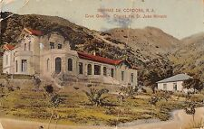 BR45401 Sierras de Cordoba cruz grande chalet del Sr Juan Minetti spain