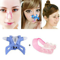 New Nose Up Shaping Shaper Lifting + Bridge Straightening Beauty Clipper Set Kit