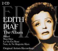 EDITH PIAF - THE ALBUM - PIAF EDITH [CD]