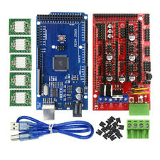 3D Printer RAMPS 1.4 Arduino Mega 2560 Main Control Board Stepper Motors