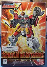 Gundam Wing Heavyarms Action Figure Model Kit 1/144 XXXG 01H
