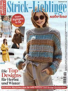 Sabrina Spezial Strick-Lieblinge Pullover Jacke Anleitungen Damen