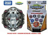 Takara Tomy Beyblade Burst GT B-140 08 Vise Leopard 1'Proof Operate Confirmed US