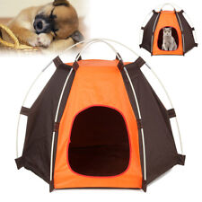 Waterproof Foldable Portable Outdoor Indoor Pet Tent Dog Cat Camping Pop up Bag