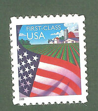 Flags National Emblems 34 Cent Unused Us Stamps 1941 Now