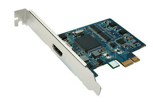 Pcie HDMI 720p/1080i video capture card grabber Timeleak HD72A