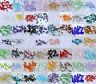 Free Shipping DIY Jewelry 500pcs 3mm Glass Crystal #5301 Bicone beads U Pick