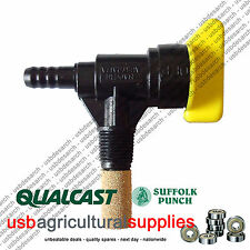 "Qualcast Suffolk Punch FUEL TAP 3/16"" - PETROL - LAWNMOWER SPARE NEXT DAY DEL."