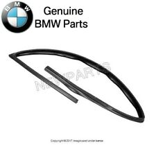 For BMW E36 318i 325i Front Driver Left Window Channel Seal Genuine 51328213981