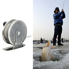 Aluminum Alloy Saltwater Sea Ice Fishing Spinning Reels Gear High Speed HU