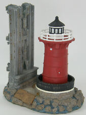 1997 Harbour Lights Jeffrey's Hook Ny Lighthouse #195 Le 2558/9500 Vgc - Exc