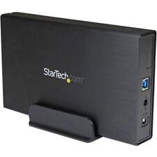 S351BU313 Startech.com USB 3.1 Gen 2 Data Storage for 3.5in SATA Drives Fanless