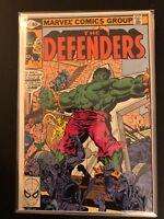 The Defenders 81 High Grade Key Comic Book 22-292