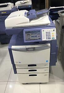 Toshiba e-studio 4540C Colour Copier 1 Yr Or 10k Copies Warranty + Free Delivery