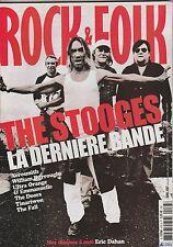 Rock & Folk N°476 avril 2007 The Stooges Aerosmith The Doors Tinariwen The Fall