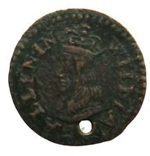 More details for 17thc southwark farthing token william allan / gleen alley sovthwar  a.w.m