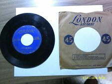 Old 45 RPM Record - London 45-1316 - Harry Grove Trio - Little Red Monkey / Magi