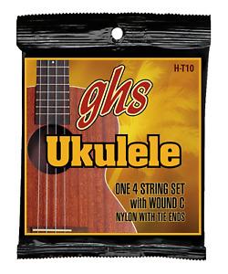 CJMM Ukulele String Set 5 Sets of Nylon Ukulele Strings with 10 Pcs Ukulele Picks,1 String Winder /& 1 Capo Tenor Ukulele Perfect for Soprano Concert