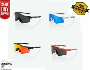 NEW 100% Sport Performance Sunglasses Speedcraft® XS smaller faces YOUTH