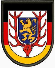 Wappen von Sondershausen, Aufnäher ,Pin, Aufbügler