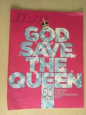 Mail on Sunday Live Magazine Diamond Jubilee Commemorative Issue Queen 60th Year