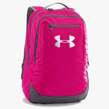 Bolsos de mujer mochila color principal rosa de poliéster