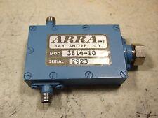 ARRA 3814-10 1-2 GHz 10 dB Adjustable Attenuator SMA - Used!