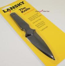 Lansky USA Undetectable Letter Opener Boot Blade Self Defense Survival Knife