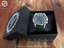 JPC57 Reloj Automático Personalizado (Seiko 7s26 Mod)