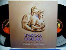 PAUL McCARTNEY'S LIVERPOOL ORATORIO  BOX 2 LP
