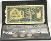 First Commemorative Mint Pearl Harbor & Japanese Invasion Coin Collection
