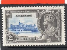 Ascension GV  1935 Silver Jubilee 2d sg 32 Used