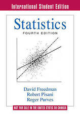Statistics 4E International Student Edition ' Freedman, David