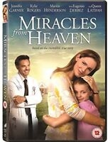 Miracles From Heaven [DVD] [2016][Region 2]