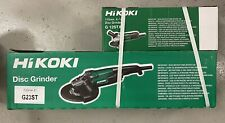 HiKOKI 115mm / 230mm Angle Grinder Twin Pack 240v