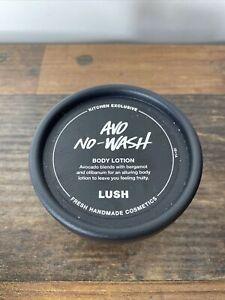 Lush Kitchen Exclusive Avo No-Wash Body Lotion September Box Rare