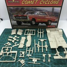 65 Mercury Comet Cyclone A/FX Gasser CHASSIS SUSPENSION 1:25 MM LBR Model Parts