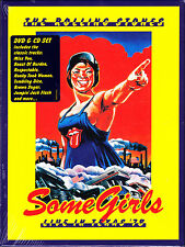 ROLLING STONES some girls live in texas 1978 Slipcased DVD + CD NEU