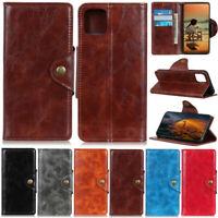 Luxury Leather Wallet Flip Cover Case For Huawei Y5p Y6p Y7p Y8p P40 Lite Y52019