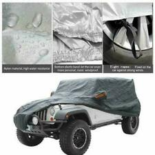Waterproof 6layers Car Cover For Jeep Wrangler 2 Door Outdoor Dust Uv Snow Rain Fits Jeep