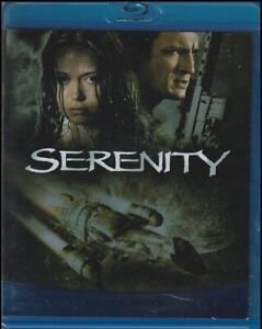 Serenity (Blu-ray Disc, 2008, Canadian, Widescreen)