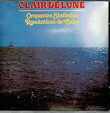 Clair de Lune Orquesta Sinfonica Romanticos de Cuba   NEW SEALED CD