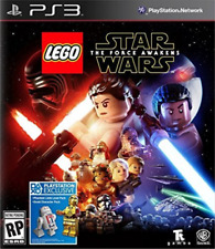 PS3-Lego Star Wars: The Force Awakens /PS3  (UK IMPORT)  GAME NEW