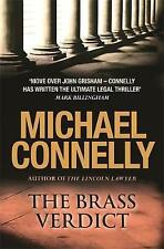 The Brass Verdict by Michael Connelly (Hardback, 2008)